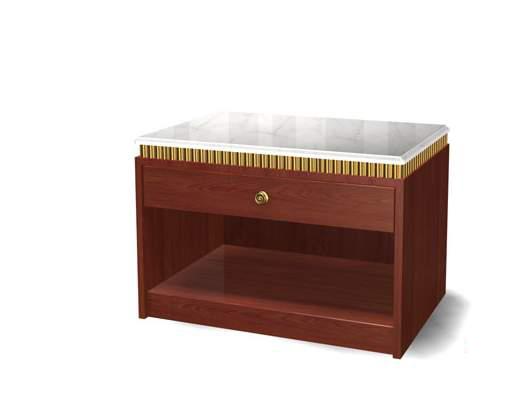 Furniture-Hotel Rooms Furniture��18�� 3D Model