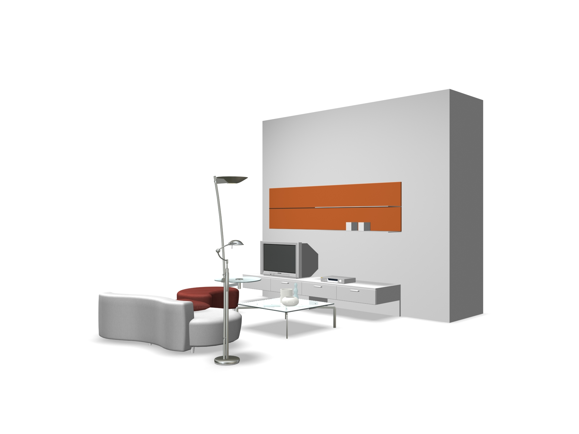 furniture – sas 002 3D Model