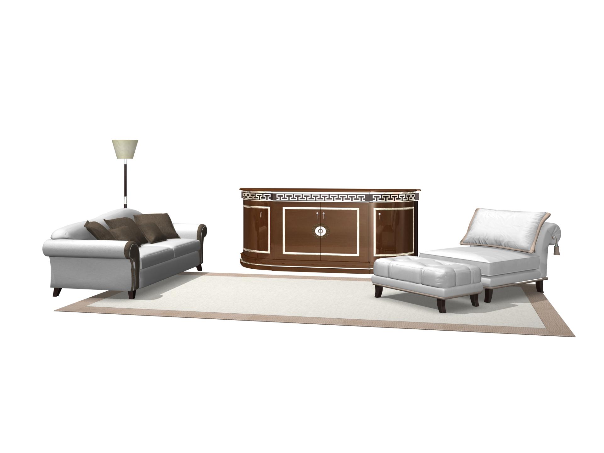 furniture – sas 003 3D Model