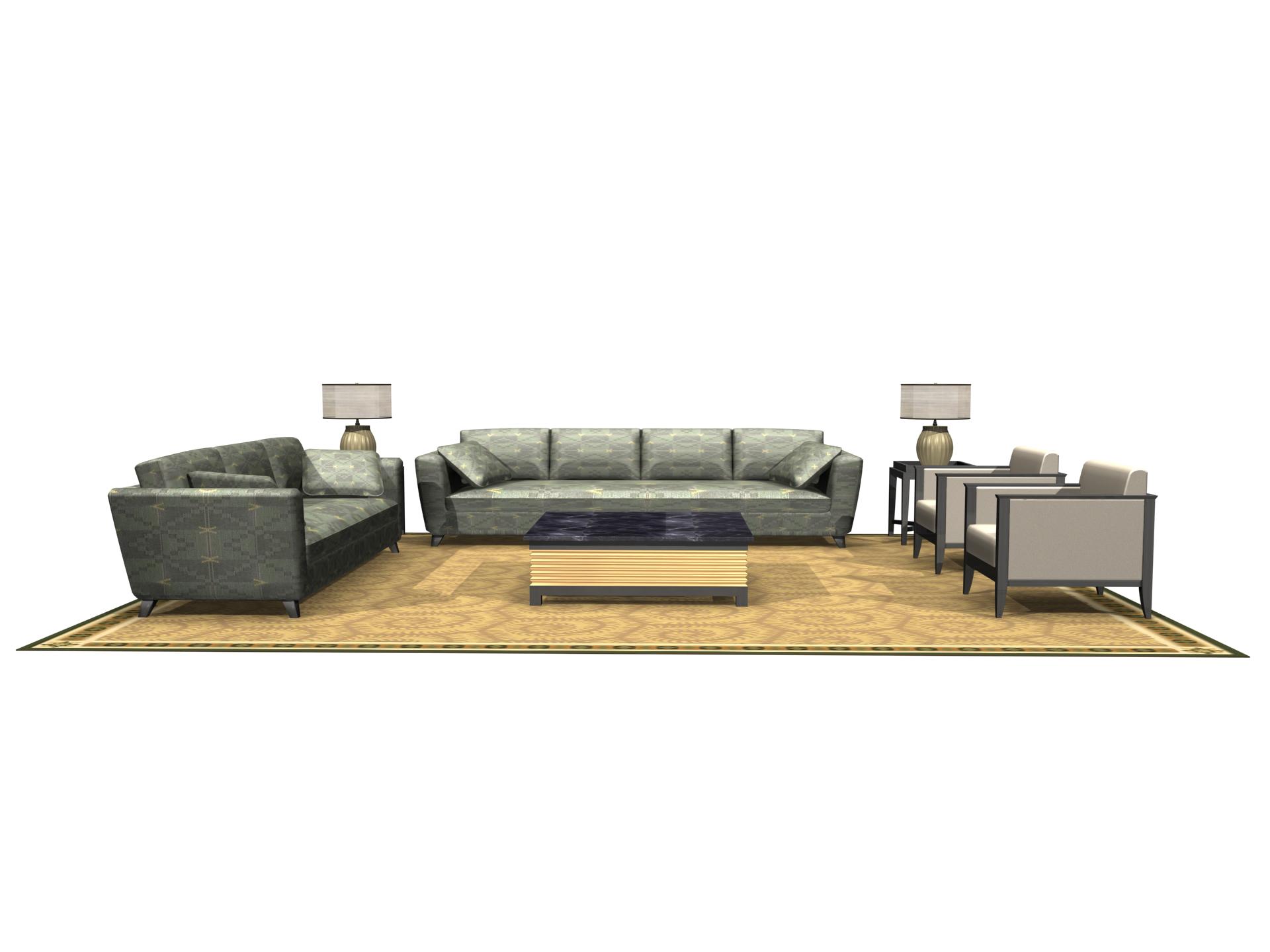 furniture – sas 006 3D Model