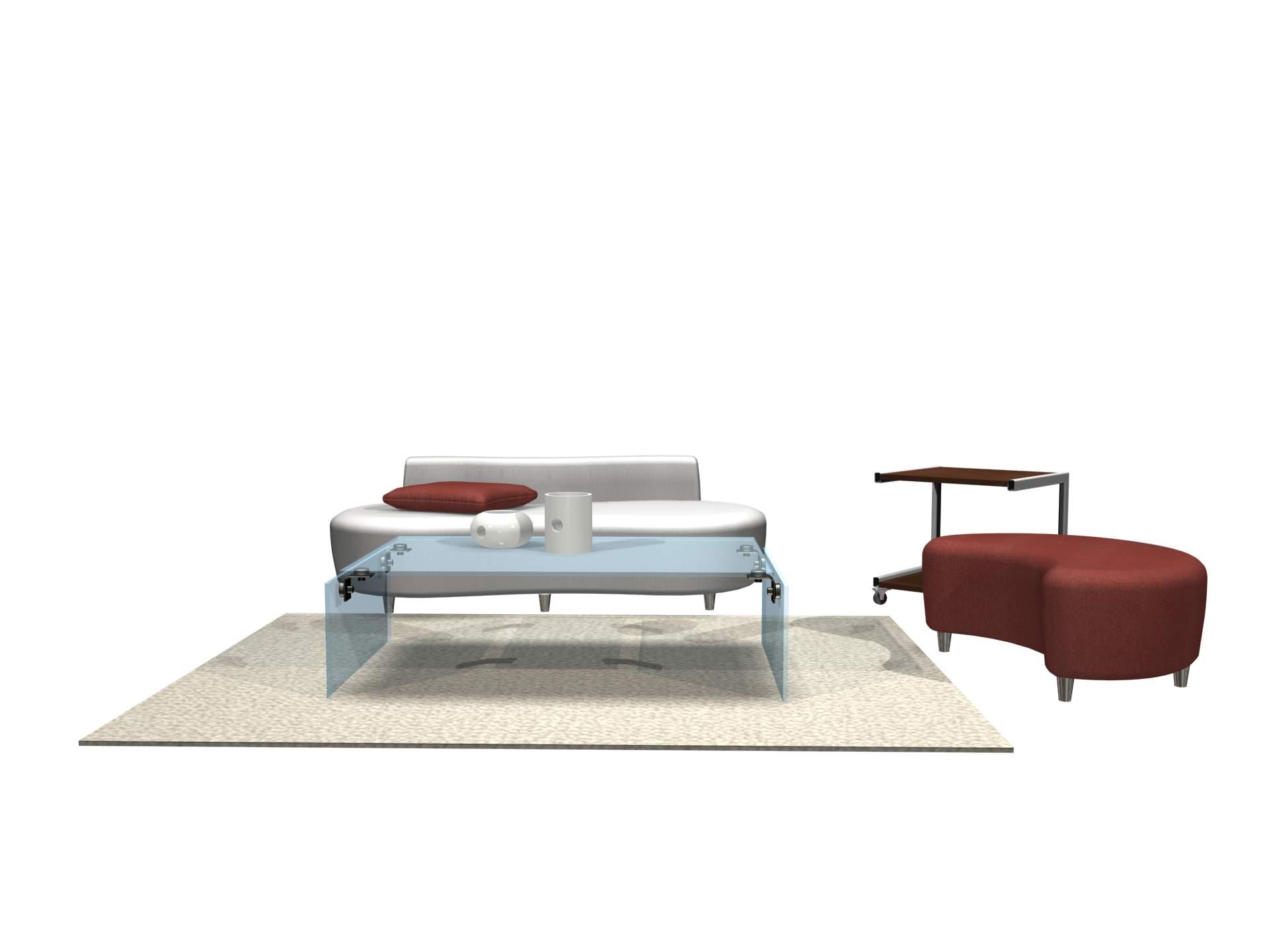 furniture – sas 007 3D Model