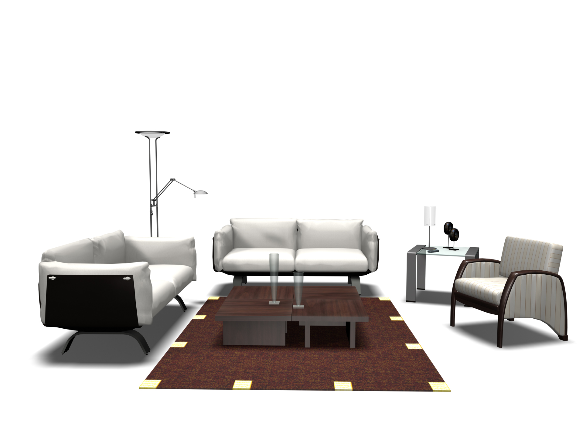 furniture – sas 011 3D Model