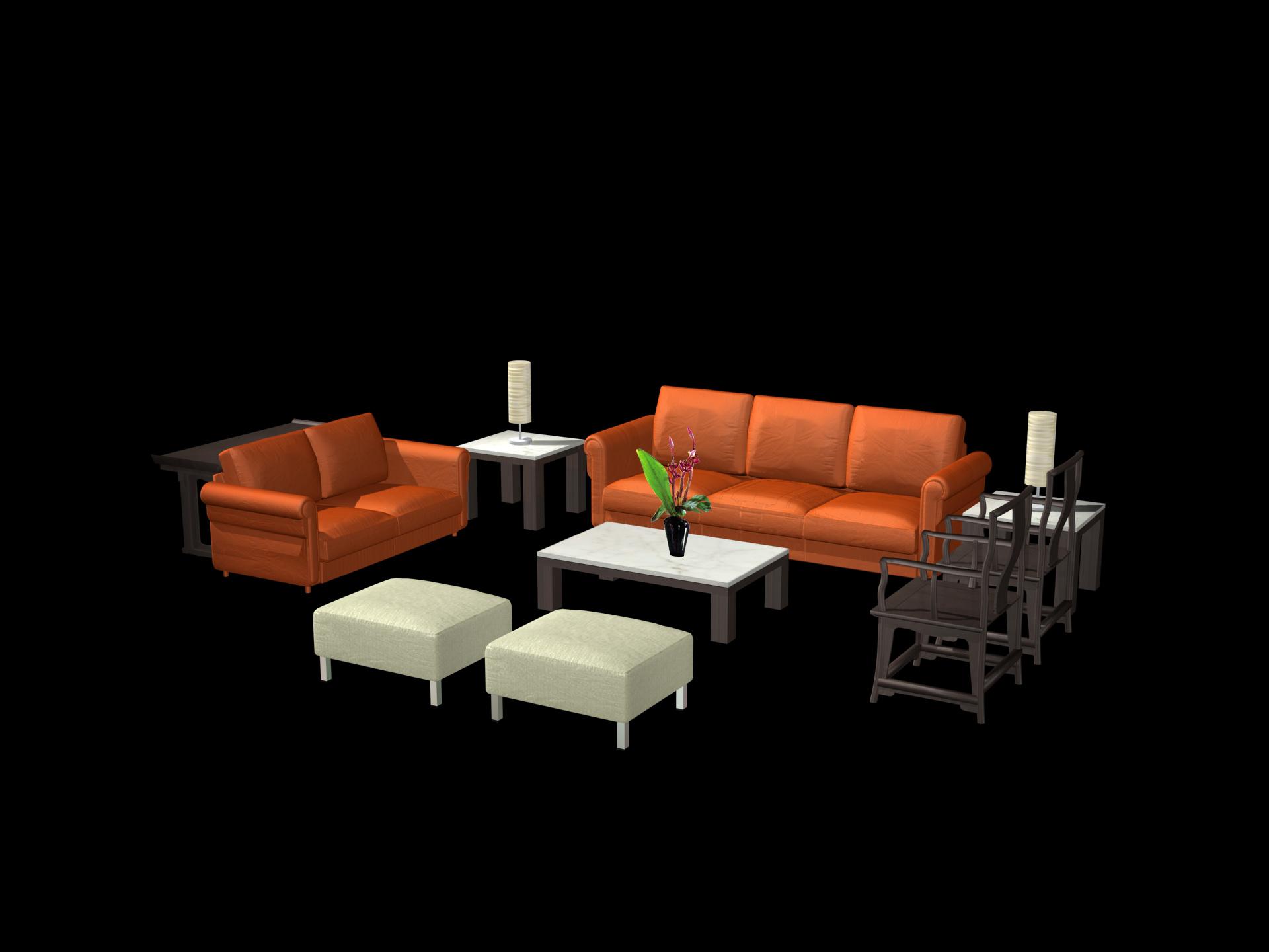 furniture – sas 012 3D Model