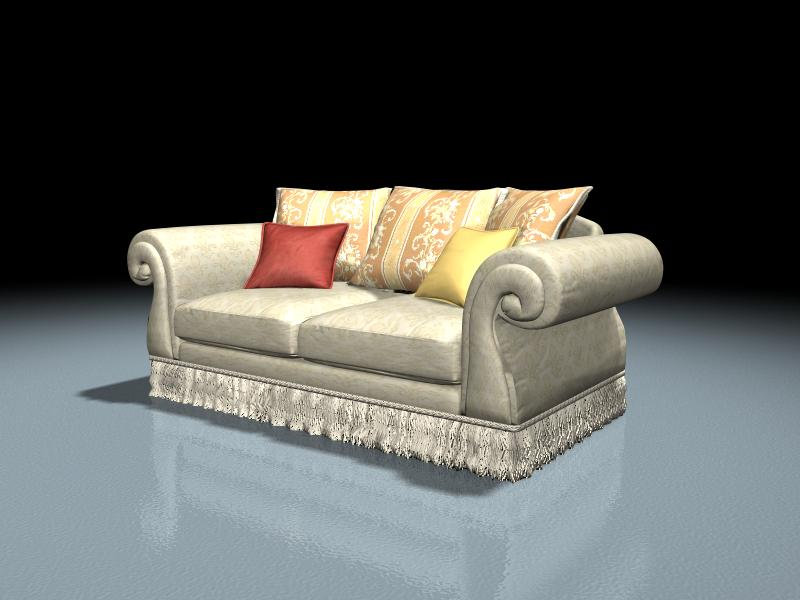 Furniture – sas 015 3D Model