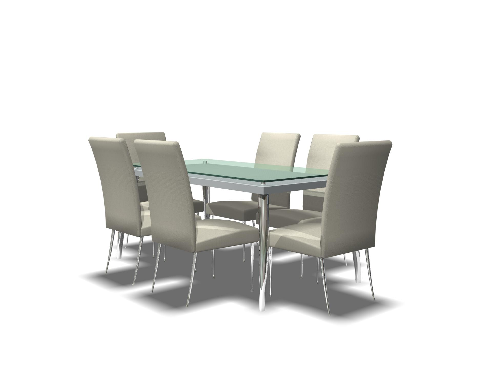Furniture- table 009 – table 3D Model