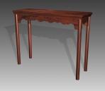 Furniture -tables a057 3D Model