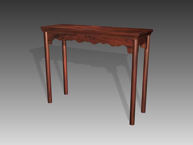 Furniture -tables a057 3D Model