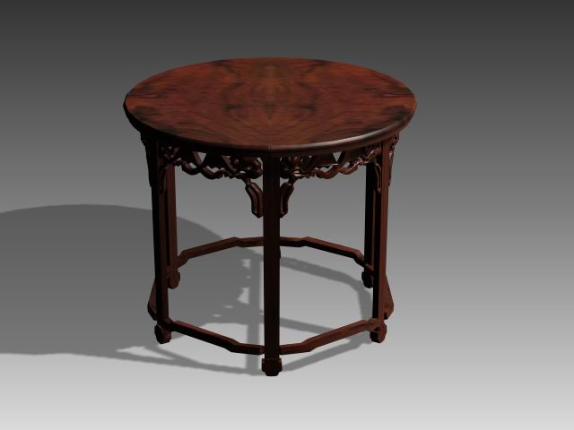 Furniture -tables a060 3D Model