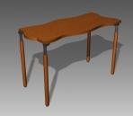 Furniture -tables a064 3D Model