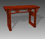 Furniture -tables a067 3D Model