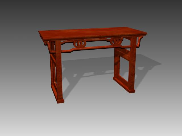 Furniture -tables  a067 3D Model