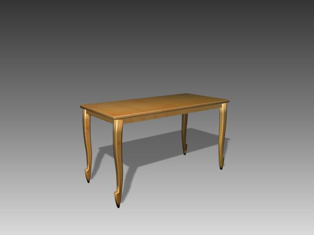 Furniture -tables a071 3D Model