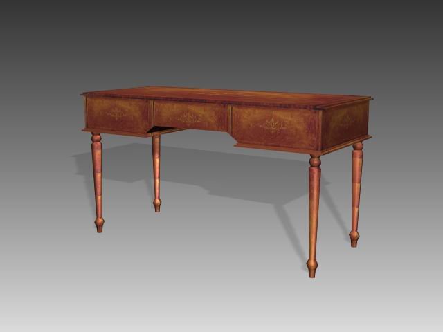 Furniture -tables a075 3D Model