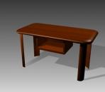 Furniture -tables a079 3D Model
