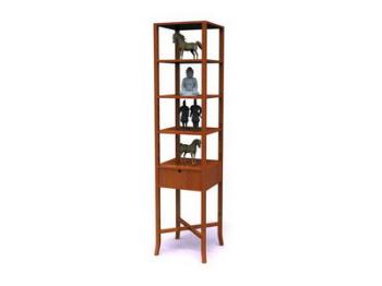 Home furnishings Shelf 3D Model