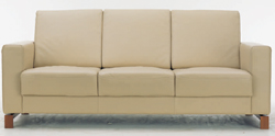 Household commonly used gray people sofa 3D models