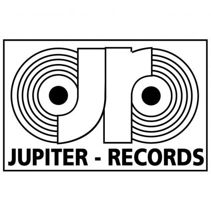 jupiter records logo