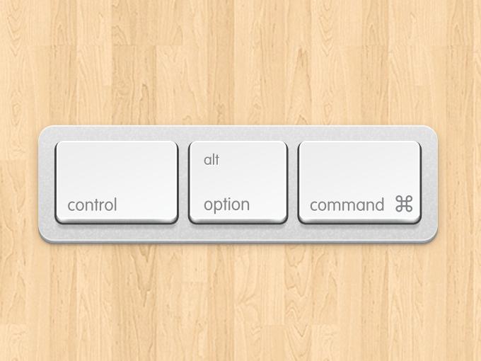 keyboard PSD