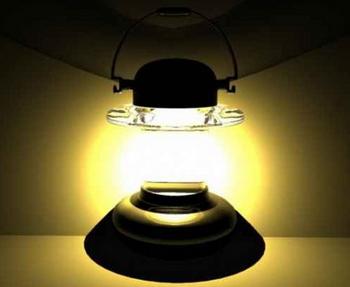 Lamp model 3D Model