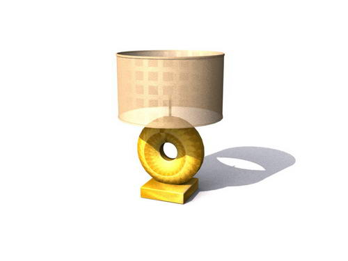 lamps  35-48 3D Model