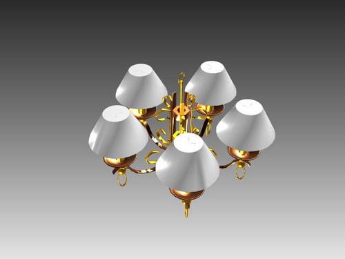 Lamps a001-89 3D Model