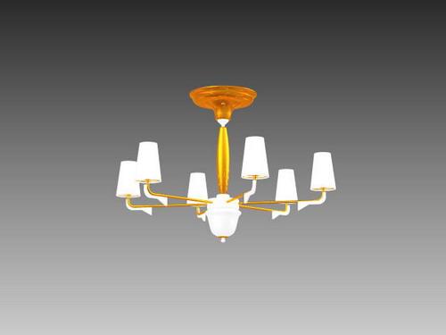 Lamps a002-89 3D Model