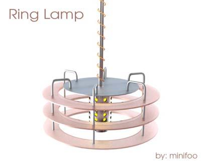 lamps /Chandeliers 34 3D Model
