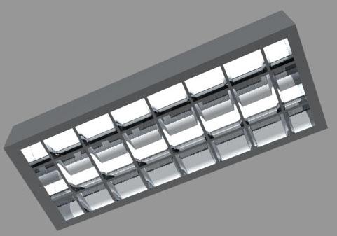 Lamps –Gecedeng 3D Model