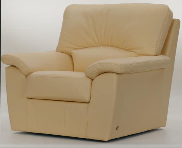 Leisure cloth single person sofa 3D models