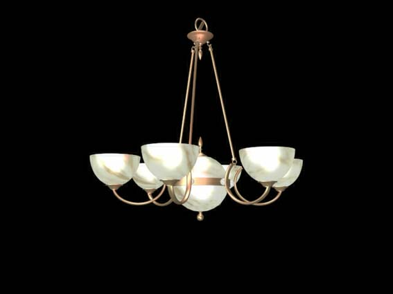 Lighting – chandeliers 029 3D Model