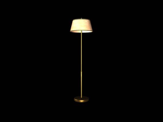 Lighting  – landing lights 002 3D Model