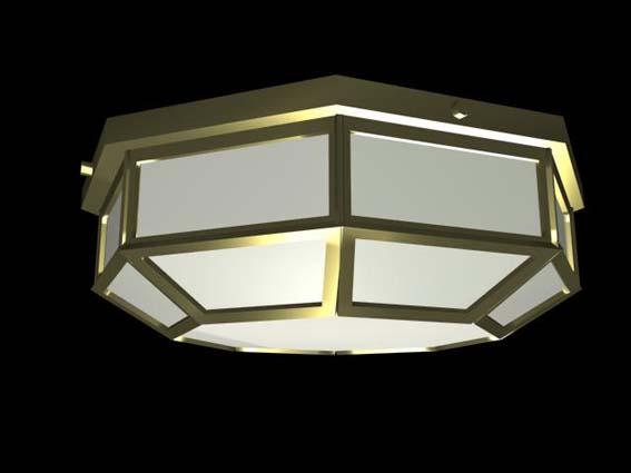Lighting – million 005 3D Model