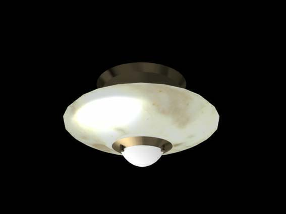 Lighting  – million  012 3D Model