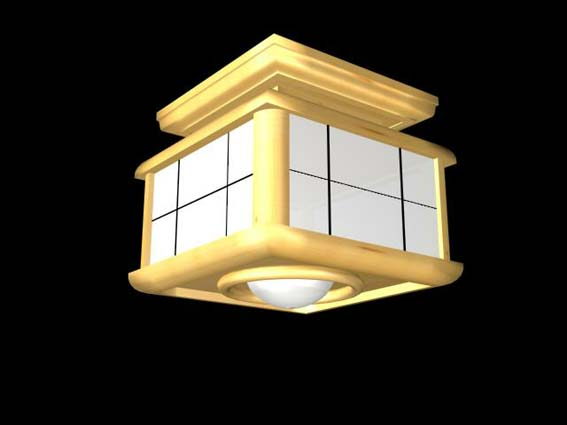 Lighting – million 016 3D Model
