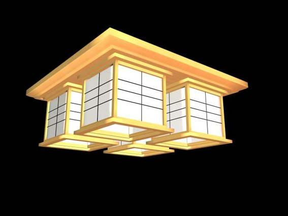 Lighting – million 020 3D Model