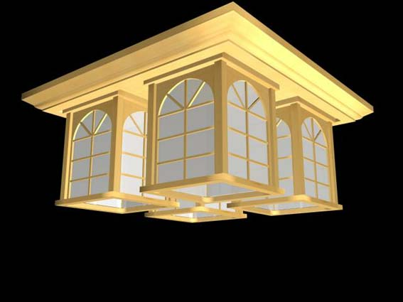 Lighting – million 021 3D Model