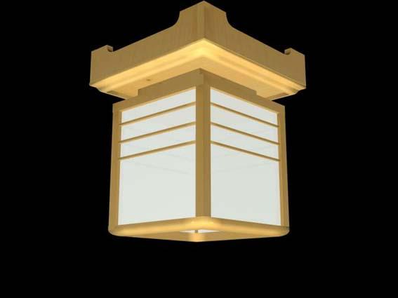 Lighting – million 022 3D Model