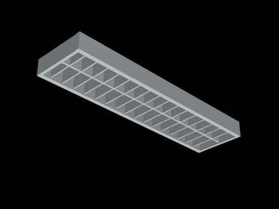 Lighting – million 025 3D Model