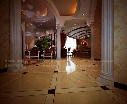 Lobby 3D Model