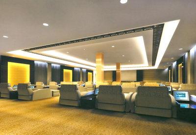 Lobby in a Spa Salon 3D Model