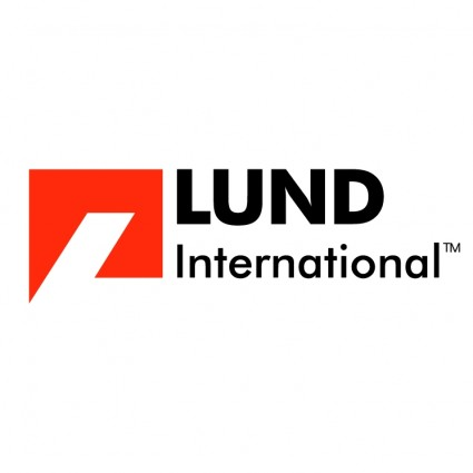 The lund international logo is a vector illustration and can be scaled
