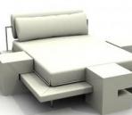 max beds 2-30 3D Model