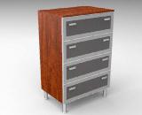 Max furniture / cupboard 23 3D Model
