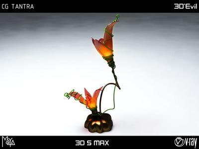 Max lamps 032-2 3D Model