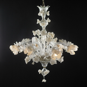 Modern crystal chandelier Model-15 3D Model