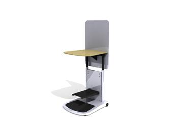 modern double cabinet 3D Model
