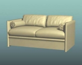 Modern furniture 002-sas 60 3D Model