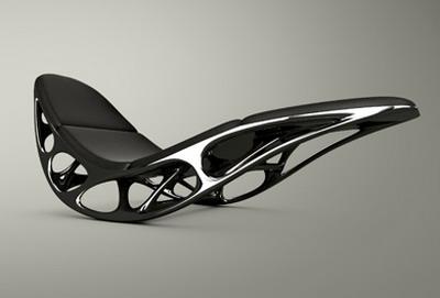 Modern Furniture Model�� Eye-Poping Creative Chair 3D Model