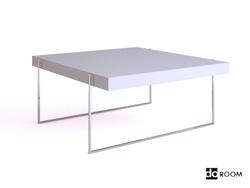 Modern simple multi-function desk 3D Model