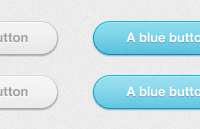 Multicolor Rounded Noisy Buttons PSD